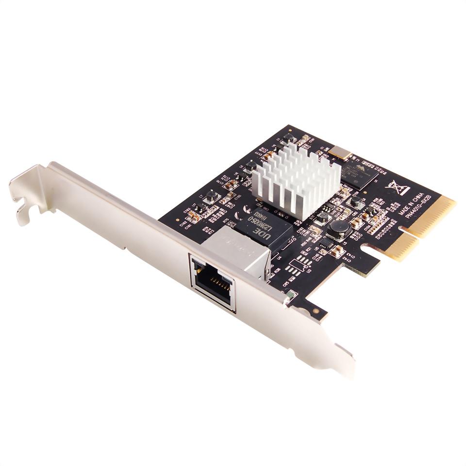 N-480 PCIe 10G 5-Speed Multi-Gigabit Network Card