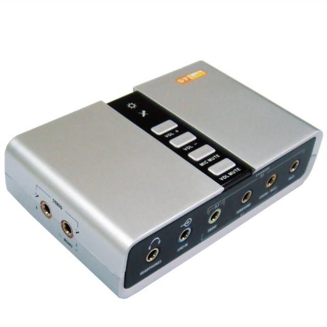 M-330 7.1 Channel USB 2.0 Sound Box