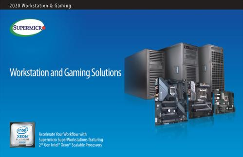 Workstation and Gaming Solutions