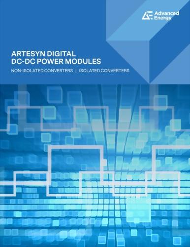 Artesyn Digital DC-DC Power Modules