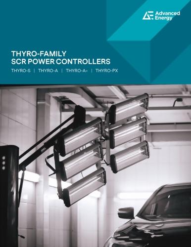 SCR 電力調整器