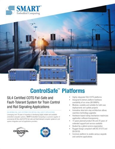ControlSafe™ Platforms