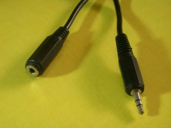 3.5MM STEREO PLUG-3.5MM STEREO JACK