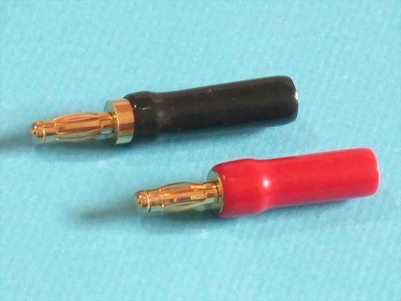 BANANA PLUGS(CRIMP & SCREW TYPE)