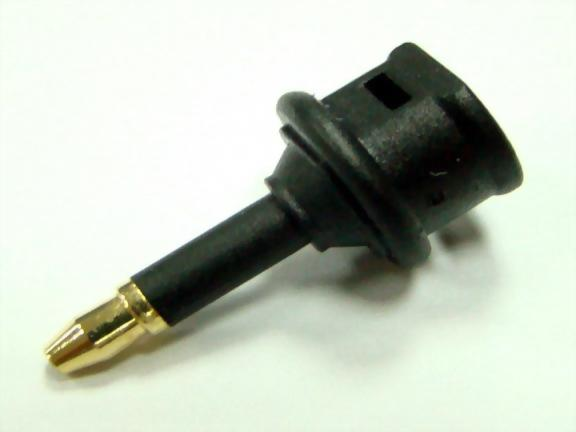 Toslink jack to mini plug