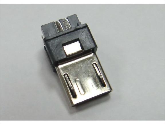 Micro USB 5P(B) Plug