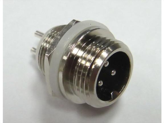 Mini MIC Male Connector (2P-8P)