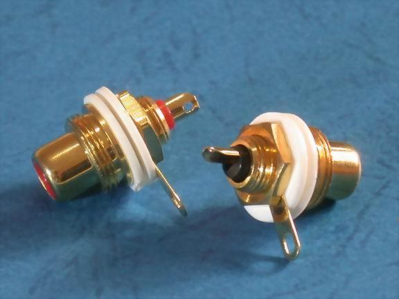 RCA CHASSIS MOUNT JACK