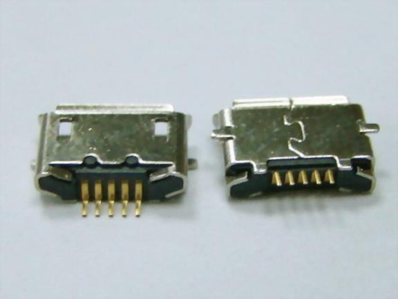 Micro USB AB Jack