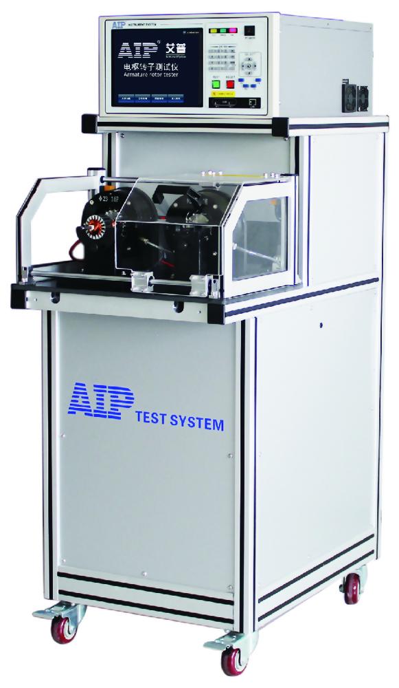 馬達電樞轉子綜合測試系統