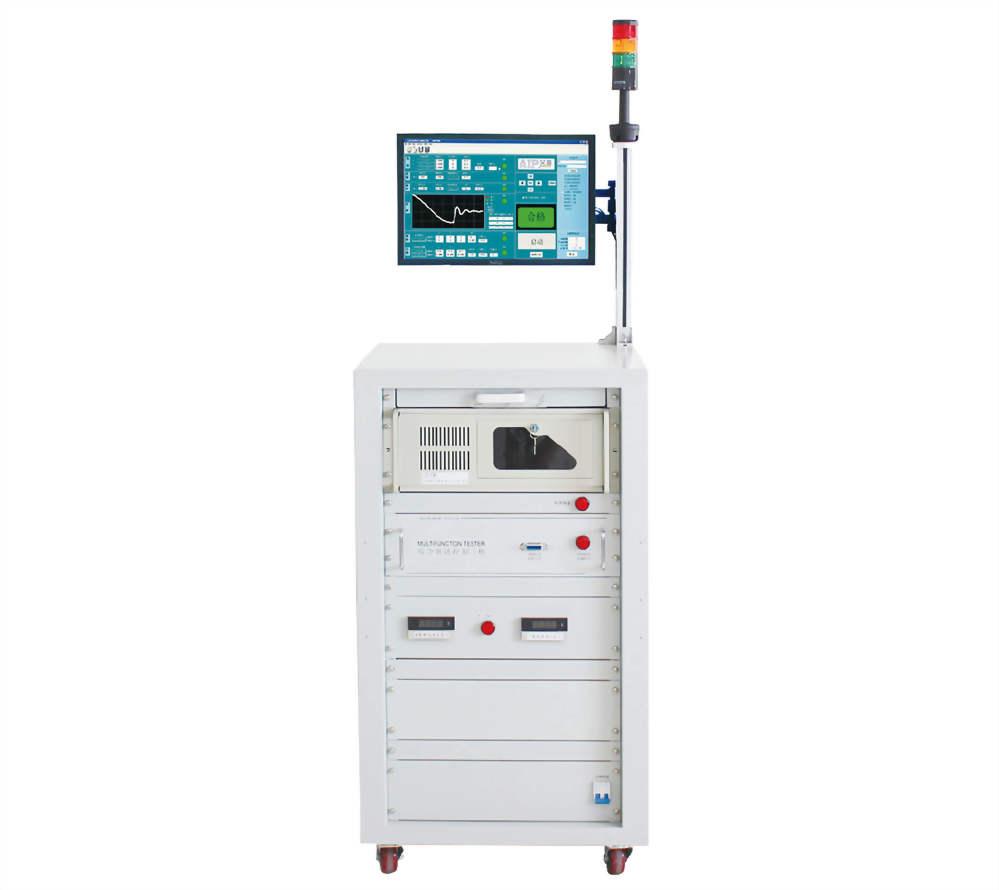 電動車馬達定子及成品綜合測試系統