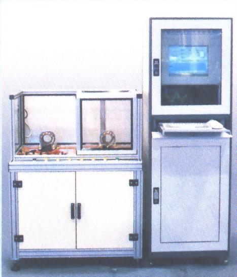 自動化線圈綜合檢測系統
