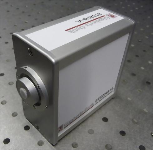 光譜儀、光譜式照度計
