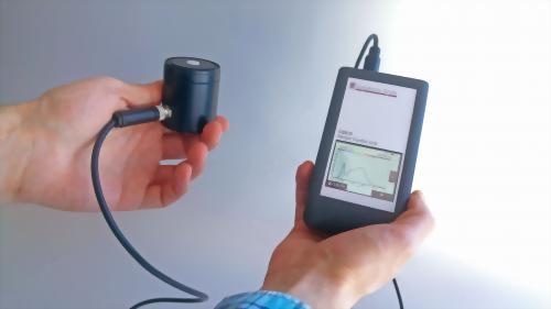 外接式光譜照度計