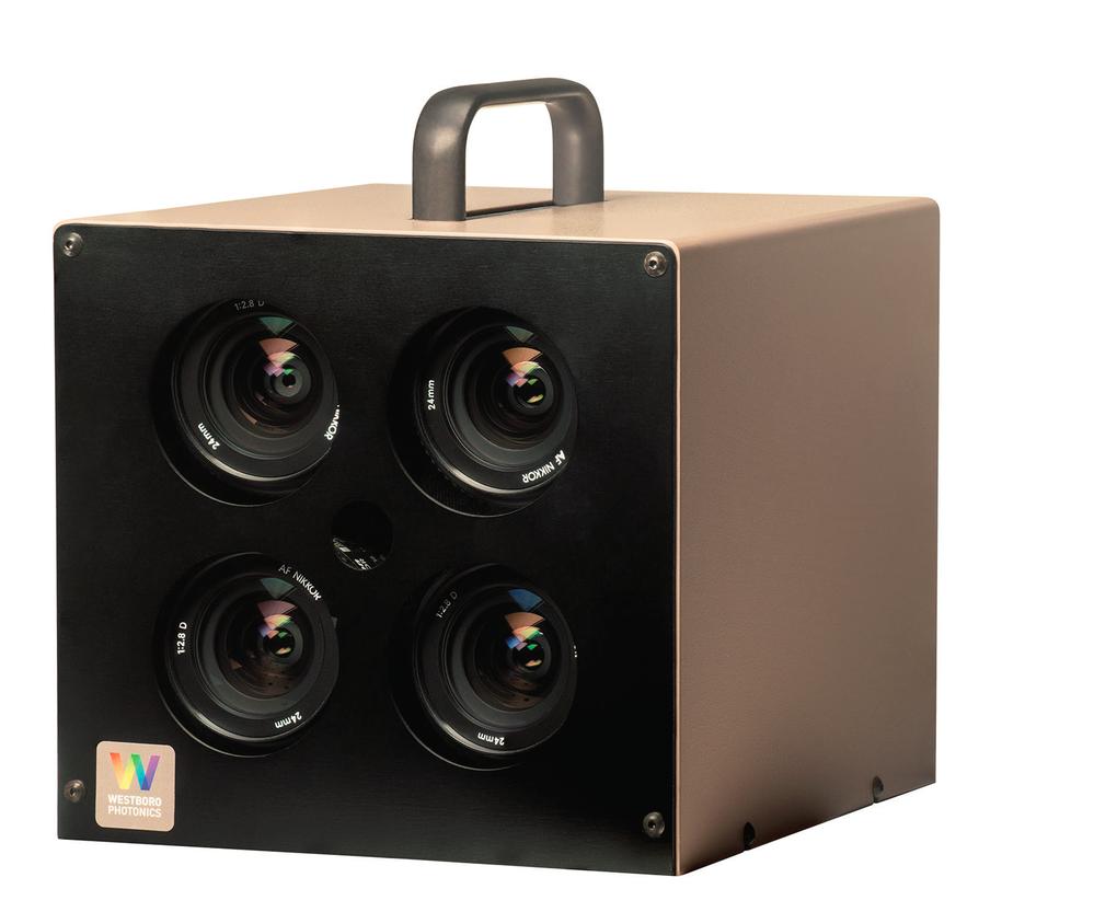快速型影像式色彩輝度計