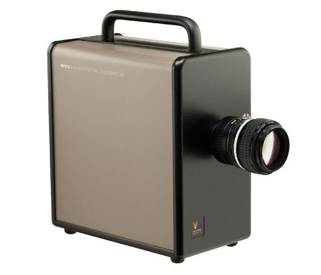 影像式光譜色度計