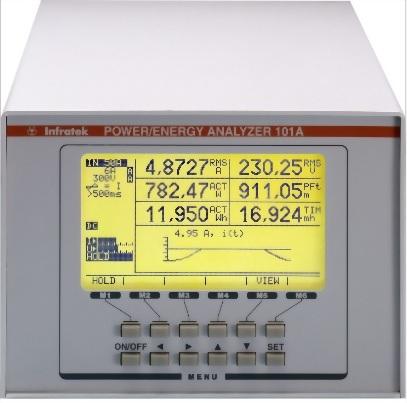 單/三相電力分析儀
