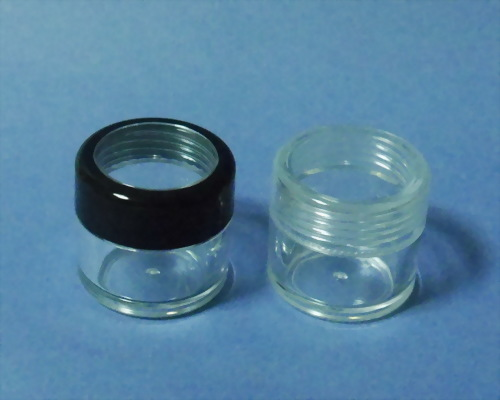 15ml Plastic Cosmetics Container