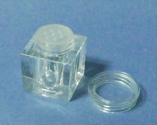 5ml Square Powder Containers