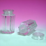 Plastic Powder Jar