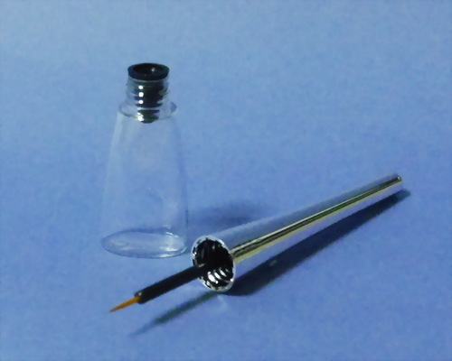 Oval Shaped Eyeliner Bottles