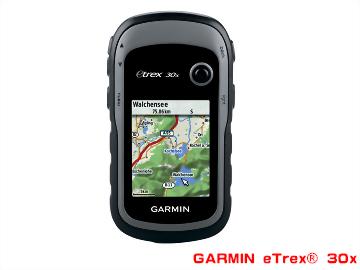GARMIN eTrex ® 30x 手持式GPS|衛星定位儀
