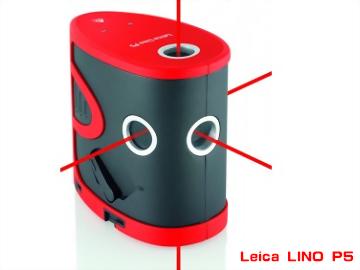 Leica LINO™ P5 雷射墨線儀