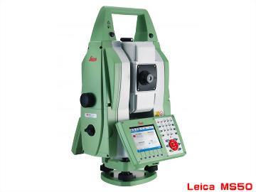 Leica Nova MS50 全站儀