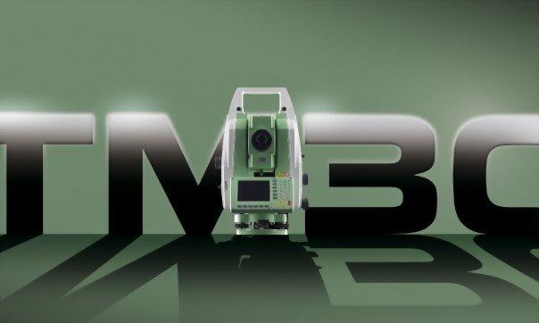 Leica TM30 全站儀