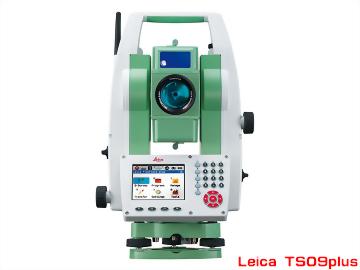 Leica TS09 全站儀