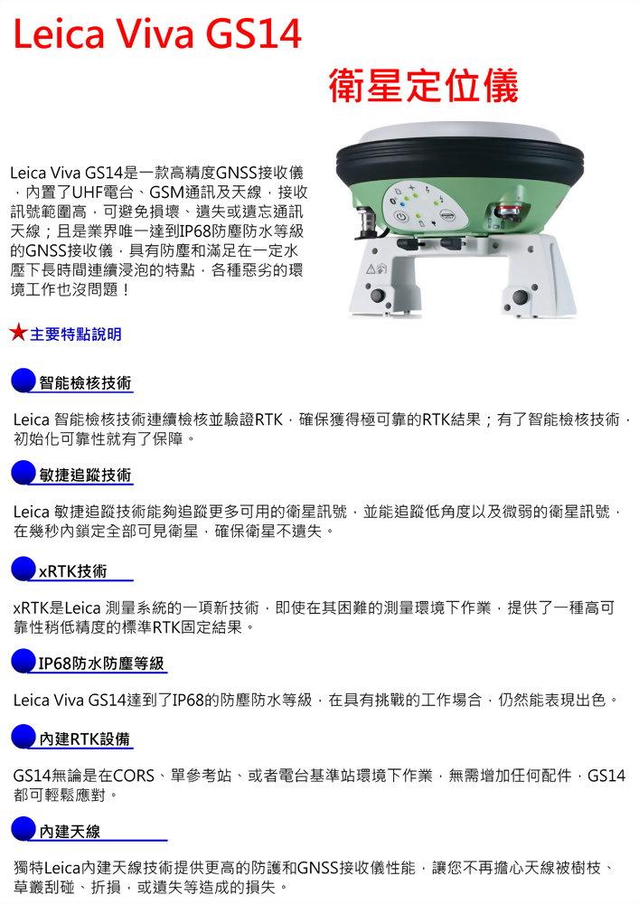 Leica GS14