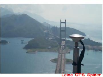 Leica GPS Spider