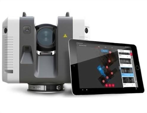 智能3D雷射掃描儀Leica RTC360