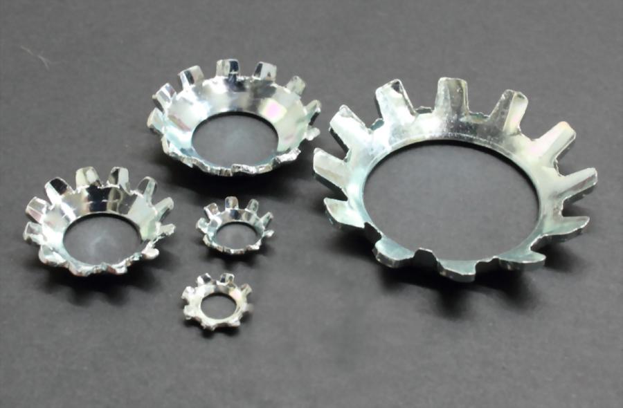 Countersunk Lock Washers Manufacturer - SHAN-JI