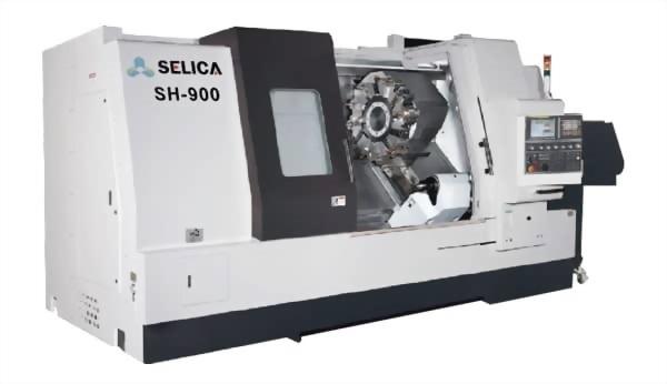 CNC Lathe SH-700/900