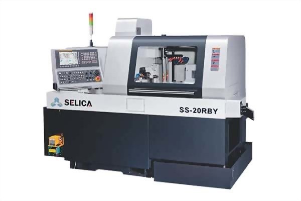 CNC Lathe SS20RB/RBY