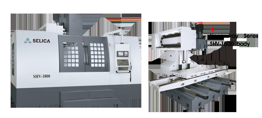 high speed milling machine