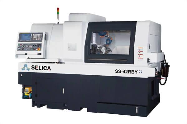 Swiss Turning Machines Selica International