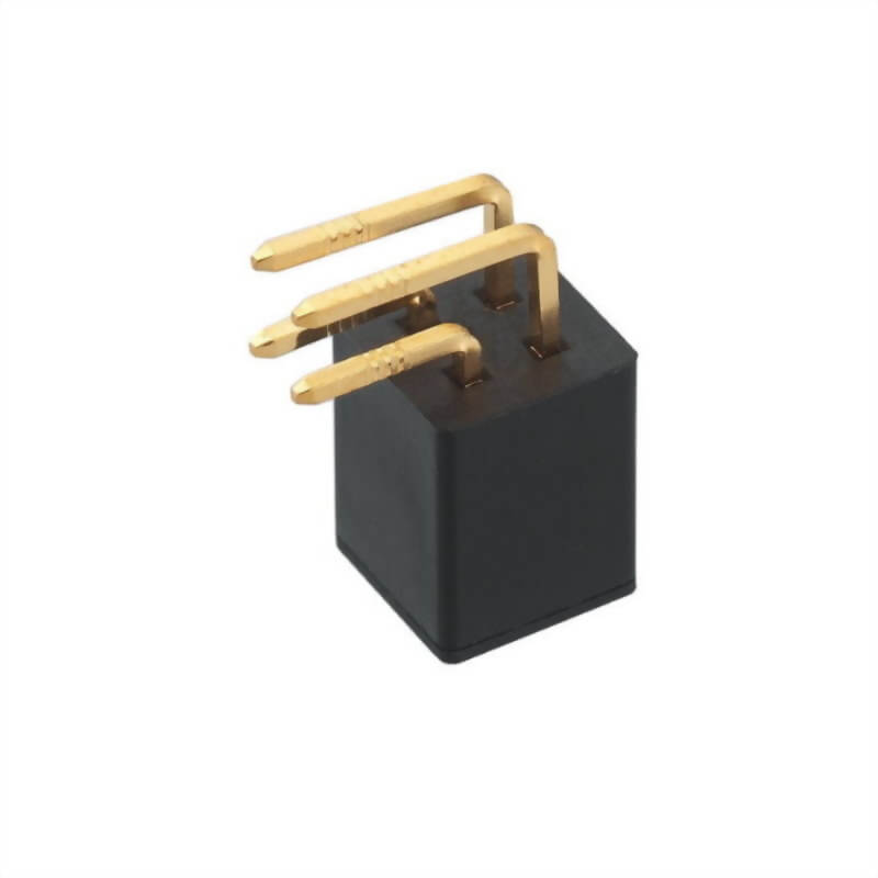 Omnidirectional 45° Tilt Switch - Horizontal / Vertical PCB installed