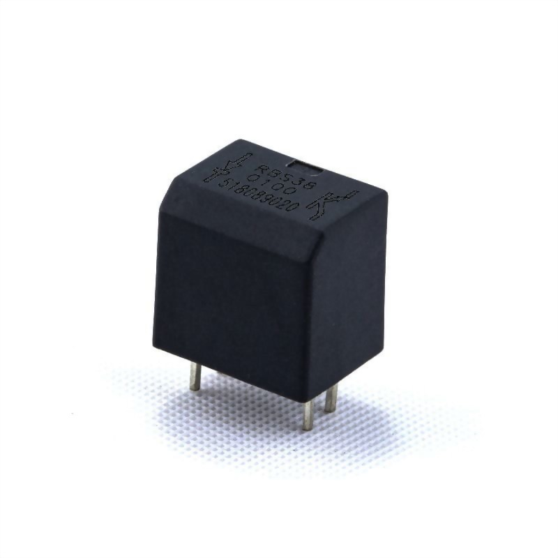 RBS380100 Optical Tip-Over Switch 45° for Vertical PCB