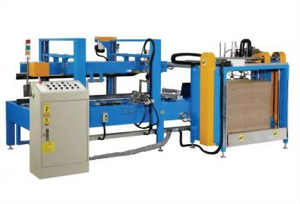 Carton Erectors / Custom Made | Horizontal Style | Tape | Stapler | Hot Melt Adhesive Injection / PW-567ERSC