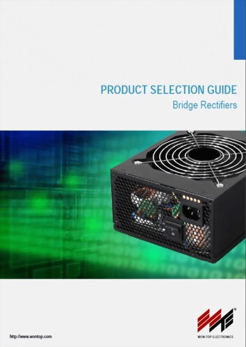 Product Selection Guide-Bridge Rectifiers