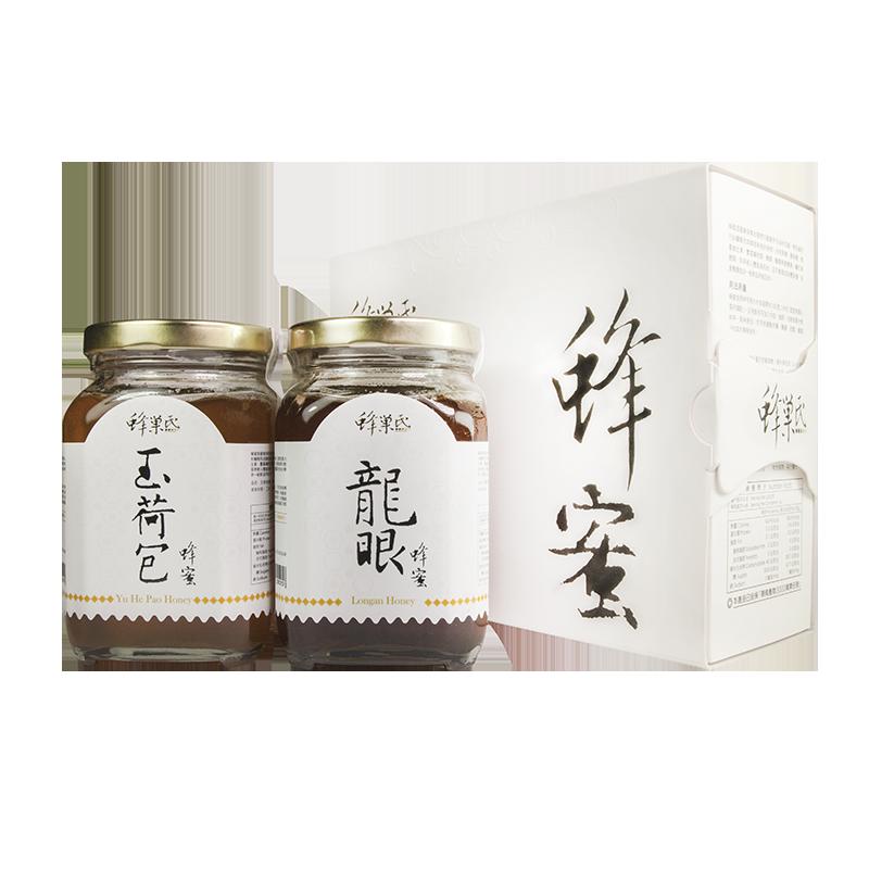 370g蜂蜜2入禮盒組