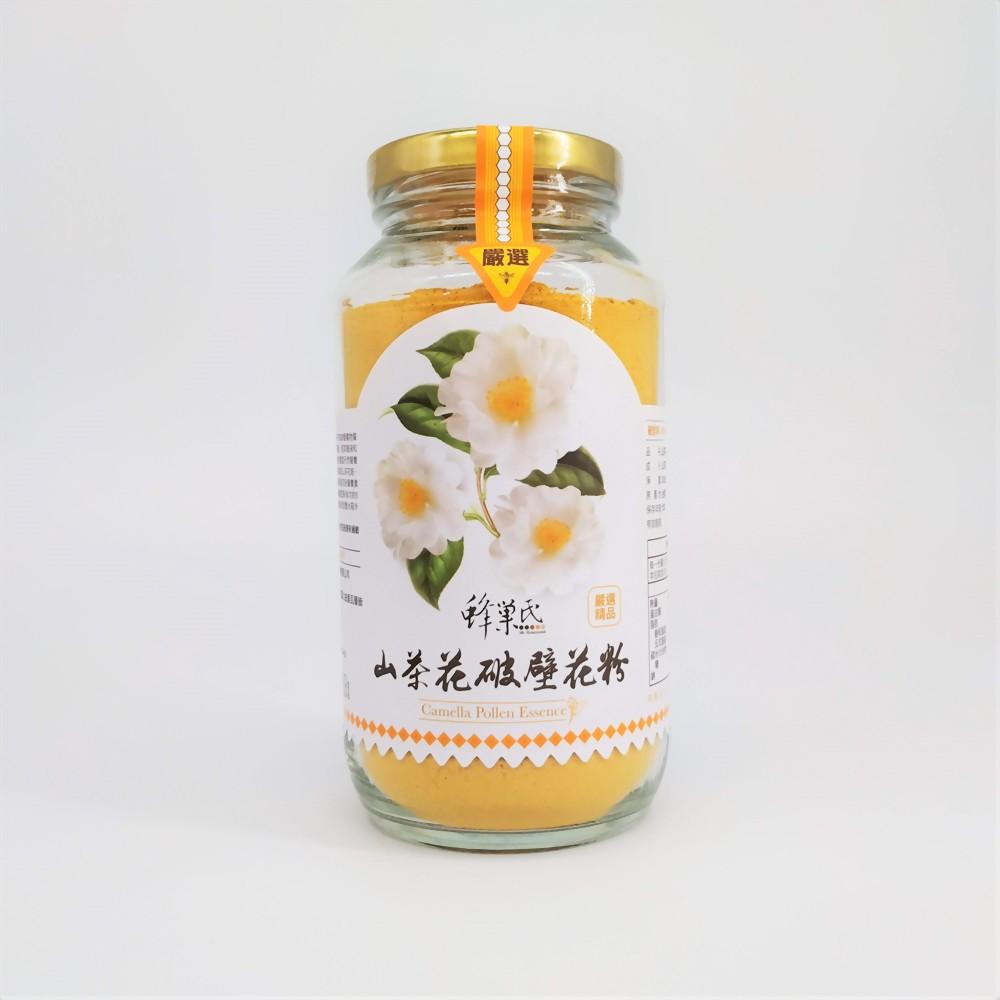 高海拔山茶花破壁花粉300g