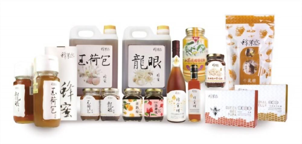 天然蜂產品系列