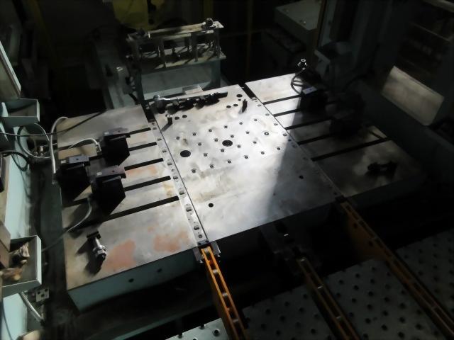 LCM Hydraulic Press 2 sets