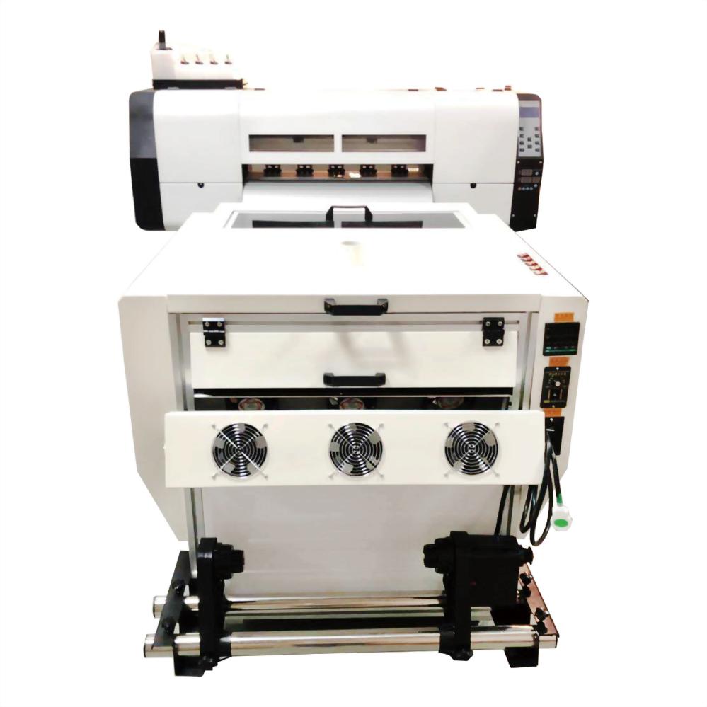 FH-600熱熔膠轉印上粉機