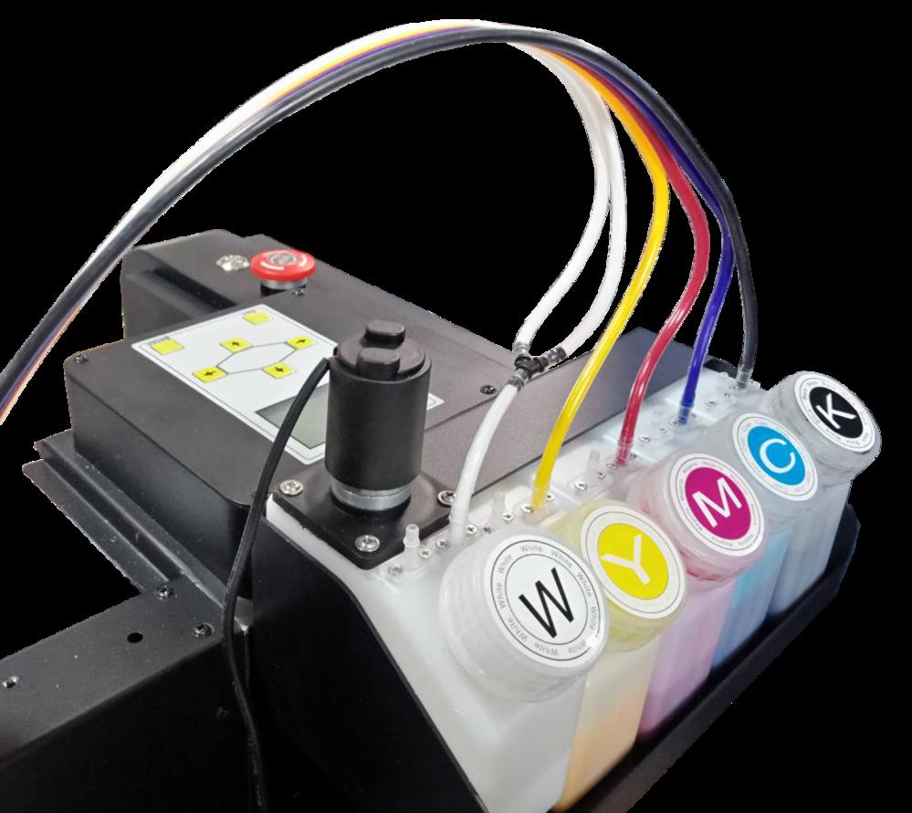 FH-300 桌上型熱熔膠轉印噴繪機