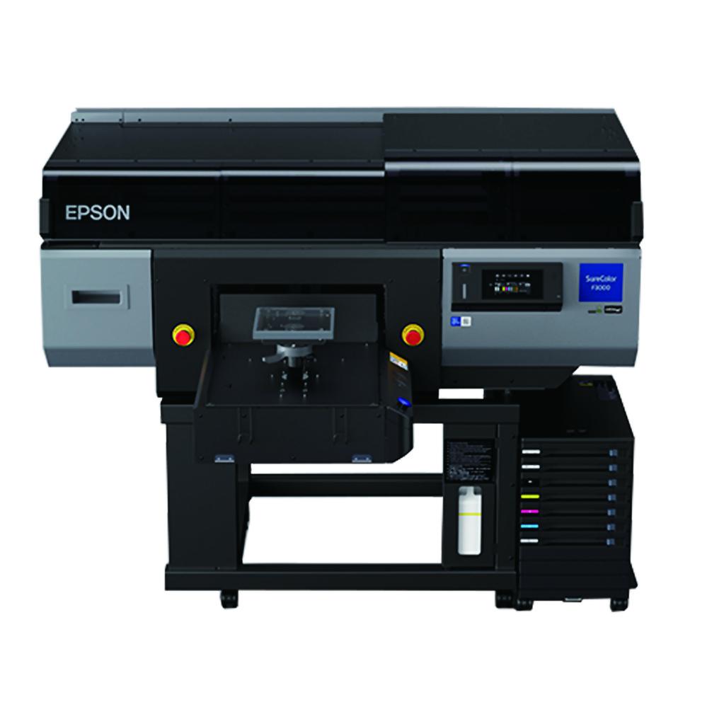 SureColor SC-F3030 工業級織品直噴印刷機