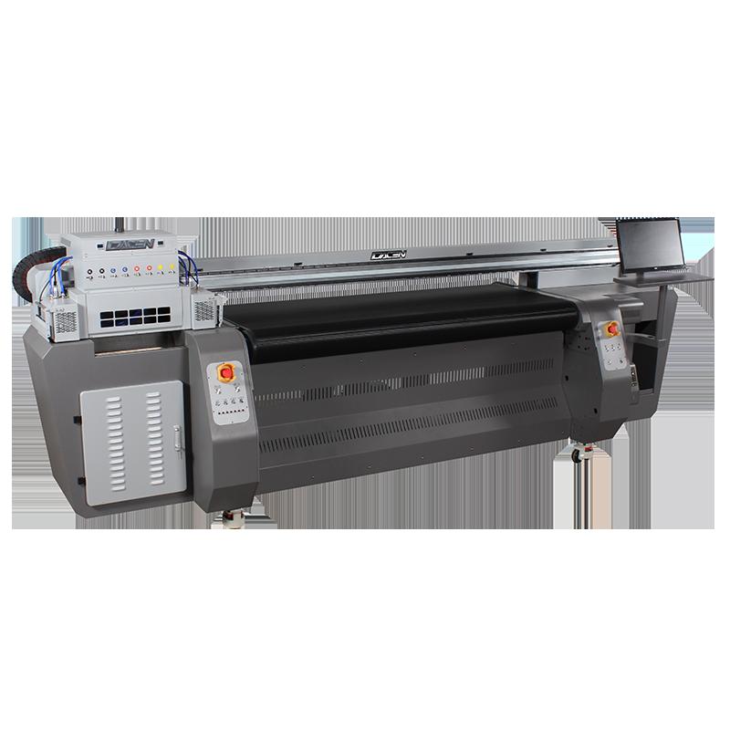 UF-T1800東芝捲帶平板兩用式UV數位噴墨印刷機